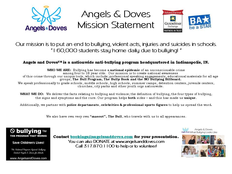 Angles_Doves_Mission_Statement